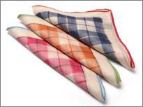 Paul Stuart Pocket Squares
